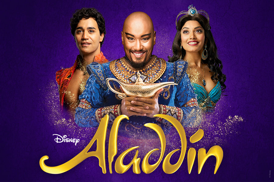 Movie Poster 2019: Disney's Aladdin The Musical